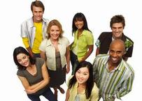 Picture of diverse young professional