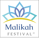Picture of crown, Malikah Festival logo